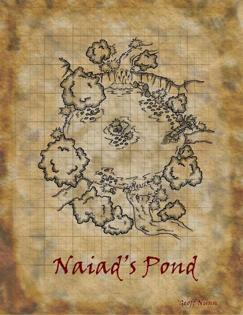 Naiad's Pond