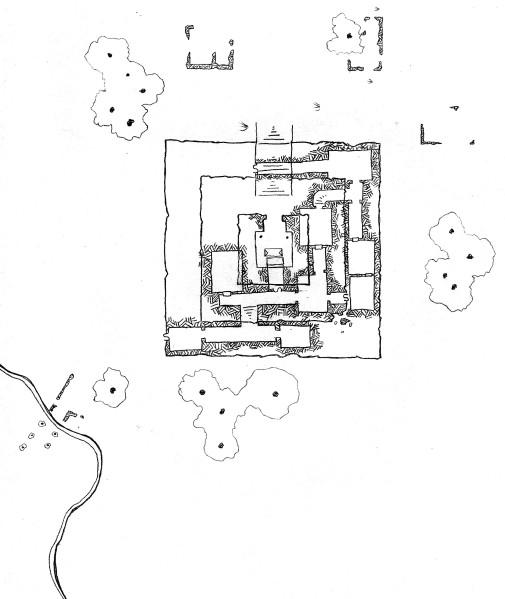 Reunion Islands Temple 1