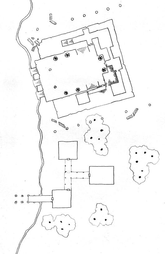 Reunion Islands Temple 2