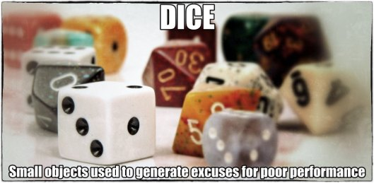 Role-Playing-Dice