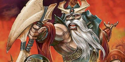 Dwarf Image (c) Wizards of the Coast