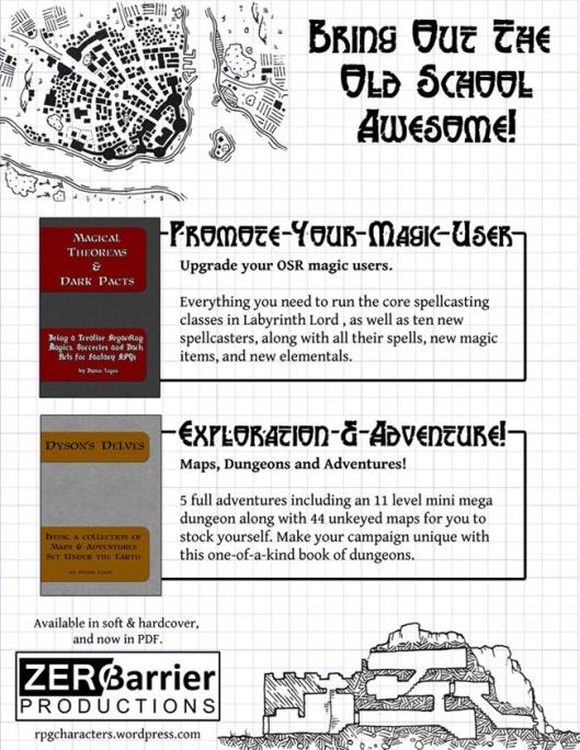 Brave the Labyrinth Adcopy