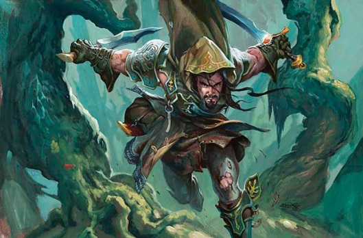 Ranger illustration (c) Wizards of the Coast