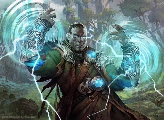 Illusionist image (c) Wizards of the Coast