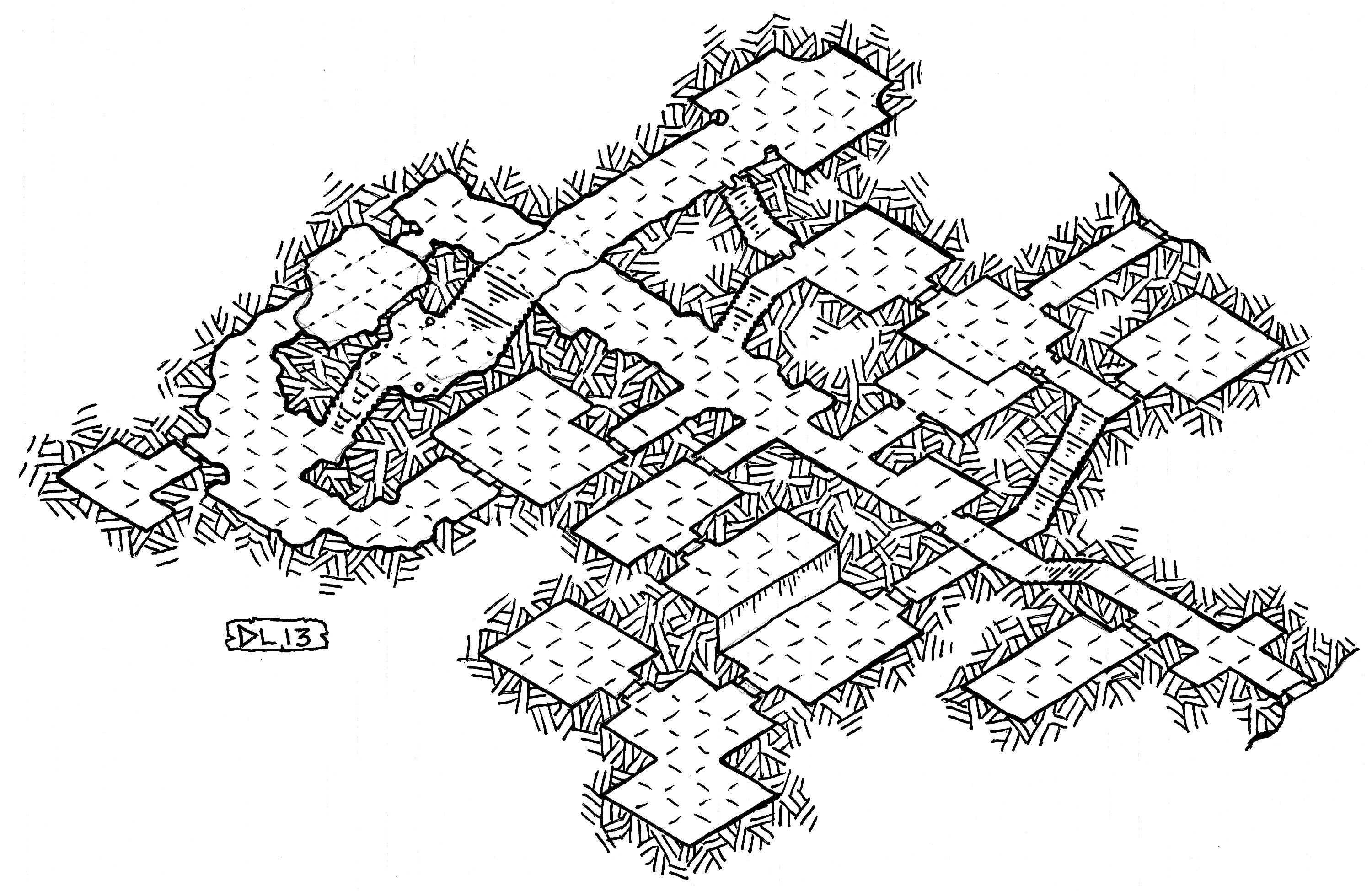 friday map  isometric experiment  3