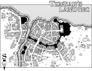 Tenkar's Landing