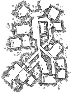 The Secret Chambers of Arthur Stonewarden