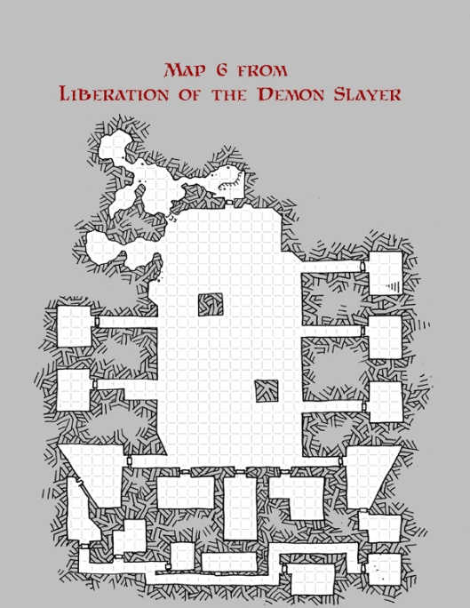 Liberation of the Demon Slayer, Level 6