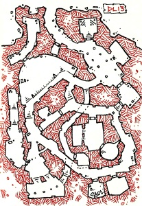 Dyson's Red Phase, Map 1
