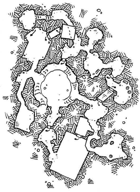 Aberbec's Descent