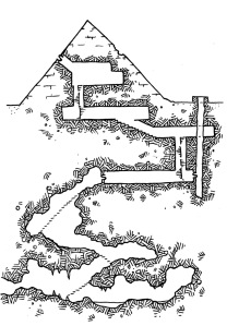 An-Nayyir's Pyramid