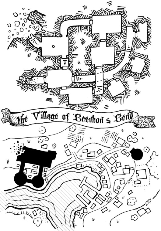 The Village of Brenton's Bend