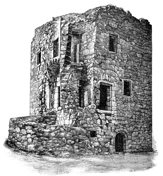 Sidral's Tower