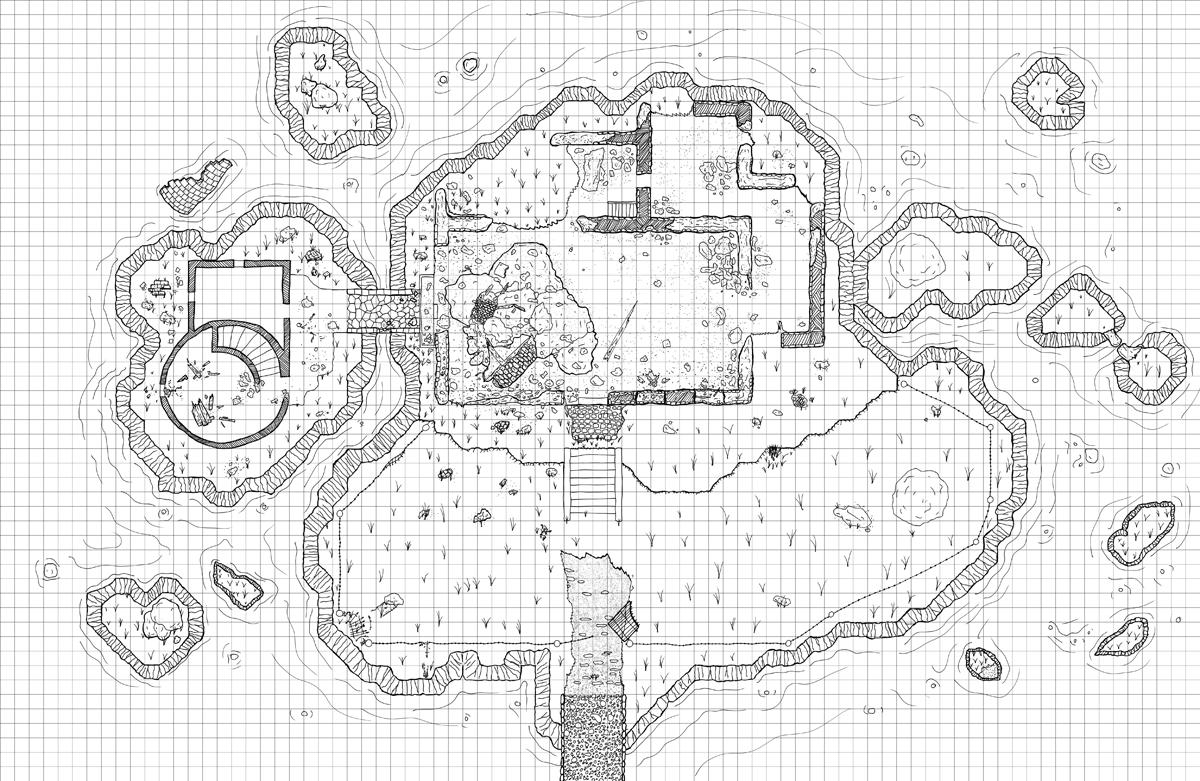 d&d ruins of adventure pdf