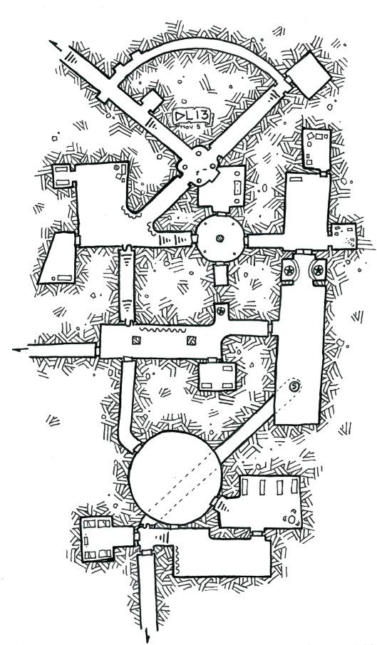 Traven's Redoubt