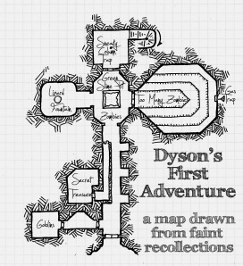Dyson's First Dungeon