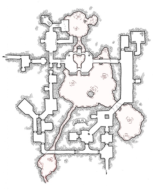 Gedak's Temple