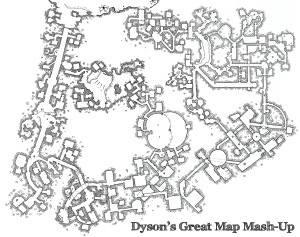 Dyson's Great Map MashUp