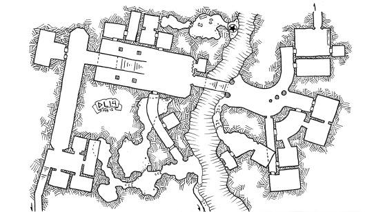 Torn Mountain, Map 2