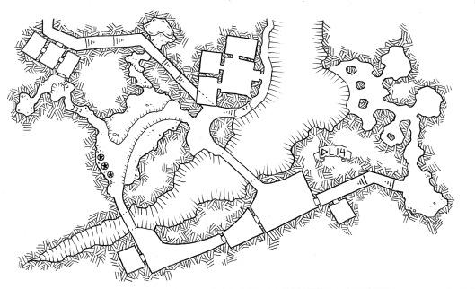 Torn Mountain Map 3