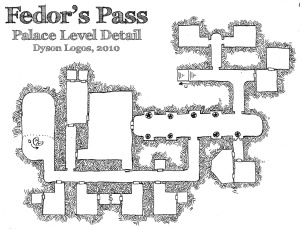 Fedor's Pass - Palace Level