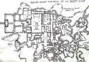 Michael Sands - Fortress of the Bandit King
