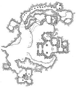 Three Underworld Temples
