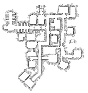 Mad Fenrick's Basement