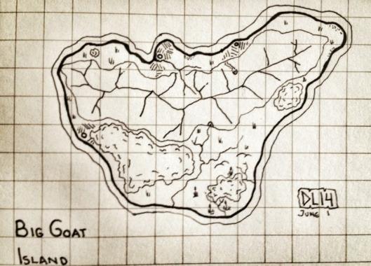 Big Goat Island