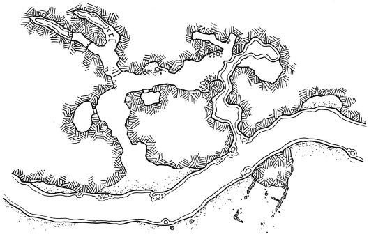 Cortland's Flooded Mines
