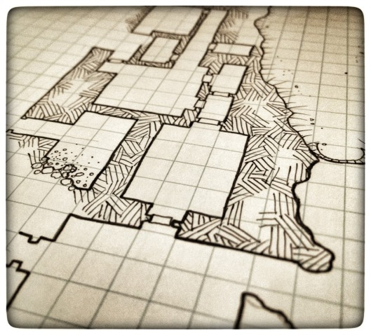 Crosshatching & Cave-Ins!