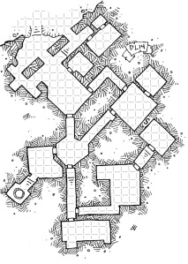 Tallhorn's Retreat (Gridded)