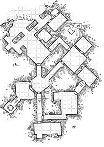Tallhorn's Retreat (Gridded)