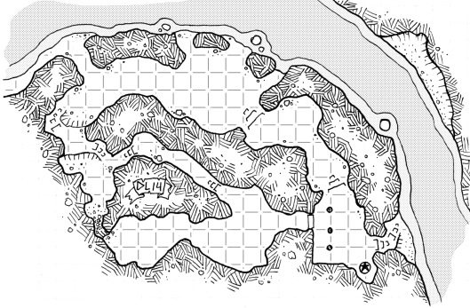 Ten Crown River Caves