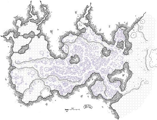 Mushroom Cavern (Purple)