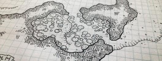 Fungus Cave WIP 4