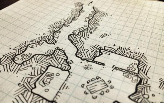 Caves in Progress 2