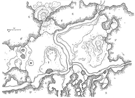 Lost River Cave (East) (gridless)