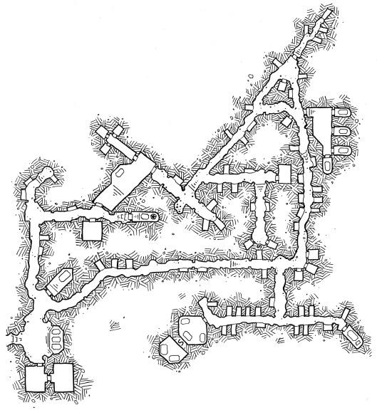 Dwarven Crypts (no grid)