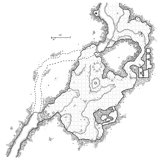 Lost River Cave (South) (grid)