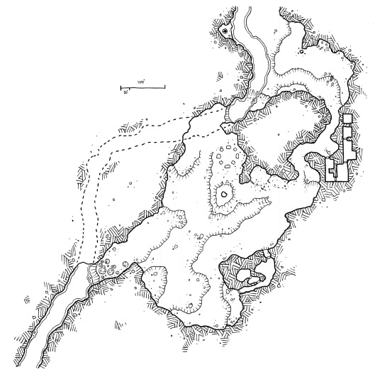 Lost River Cave (South) (no grid)