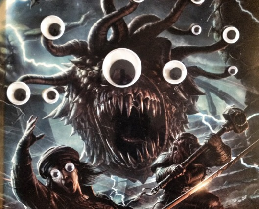 Beauty is in the Googly Eyes of the Beholder | Dyson's ...
