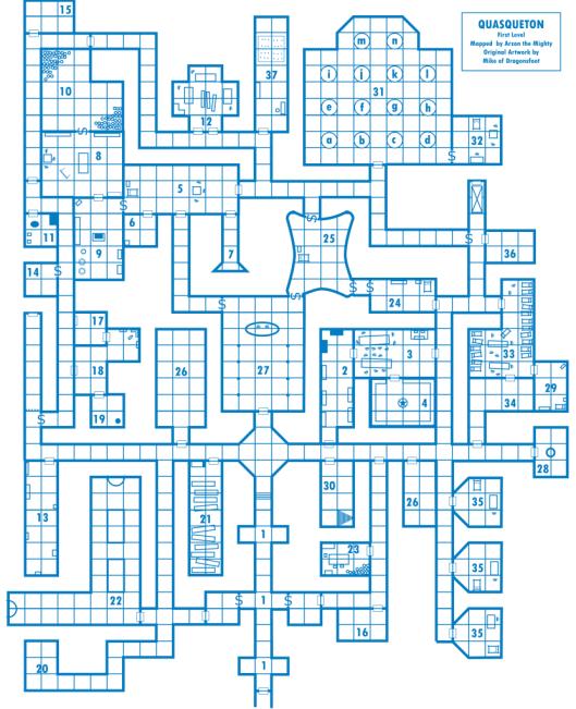 Quasqueton Upper Level (Alternate)