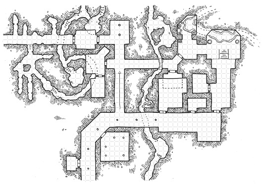 Giant Citadel - North (with grid)