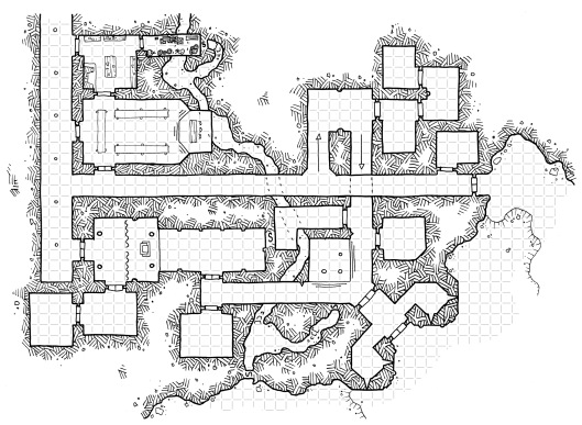Giant Citadel - South (with grid)