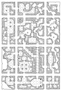 A Dungeon in 12 Parts