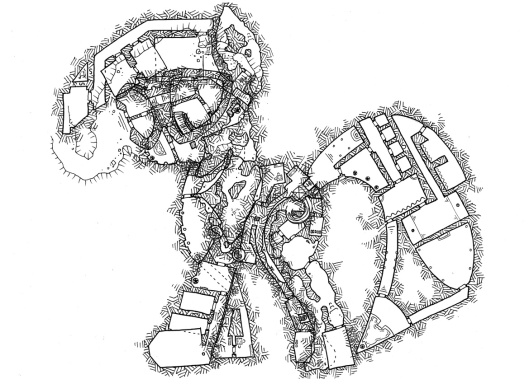 Secret Map Stack