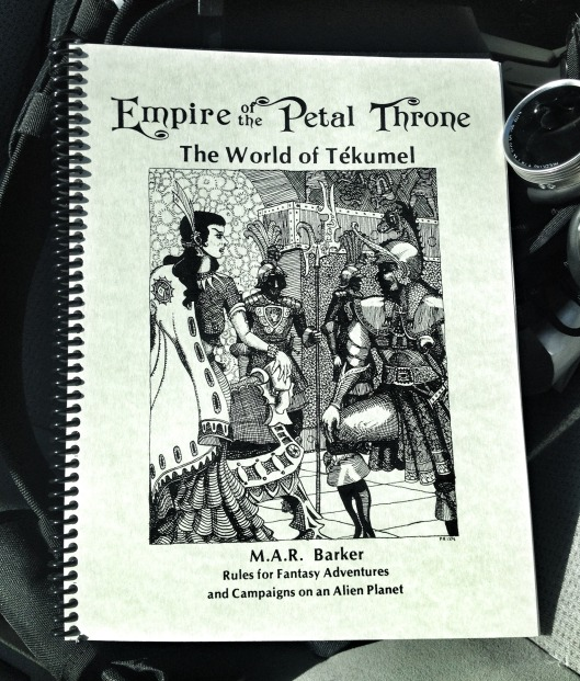 Empire of the Petal Throne