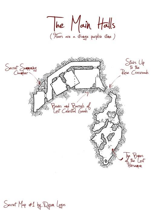 Secret Map 1