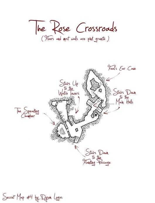 Secret Map 4